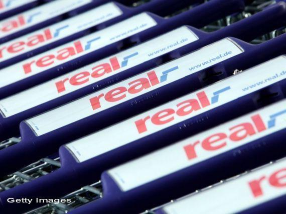 Metro vrea să vândă Real, lanț de hipermarketuri care îi aduce pierderi