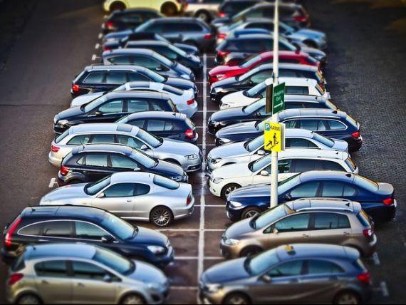 Afacerile cu maşini au crescut în august cu 11,8%