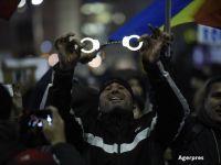 """""""Cel mai mare protest anti-guvern dupa caderea regimului comunist"""". Ce scrie presa straina despre manifestatiile din Romania"""