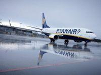 Ryanair vinde 20.000 de bilete cu 5 euro, pentru rezervarile din Timisoara. Promotia, valabila doar vineri