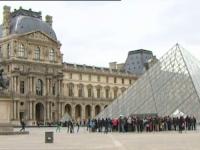 Atac cu arma alba la Muzeul Luvru din Paris. Un militar a deschis focul asupra unui barbat care ar fi strigat  Allahu Akbar