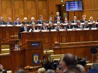 Comisiile juridice din Parlament au dat aviz favorabil cererii presedintelui Iohannis privind referendumul anticoruptie
