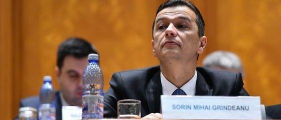 Parlamentul a respins motiunea de cenzura impotriva Guvernului Grindeanu. AFP: Fragilizat in urma protestelor, premierul este hotarat sa ramana in fruntea Executivului