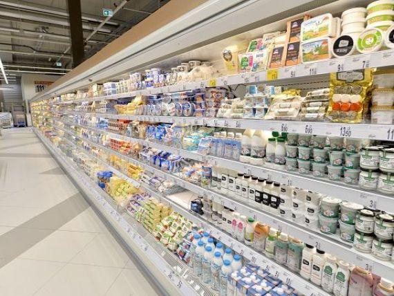 Carrefour a retras de pe piață două produse infectate cu bacteria Listeria și sfătuiește clienții care le-au cumpărat să nu le consume