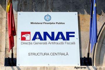 ANAF a demarat operaţiunea  Iceberg . Cum vor fi verificate cele mai mari companii din România