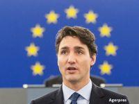 Mesajul premierului canadian pentru Europa, dupa semnarea acordului de liber-schimb CETA. Ce spune Justin Trudeau despre viitorul UE