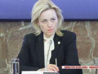 Ministrul Afacerilor Interne, Carmen Dan, audiata la DNA, in dosarul OUG 13