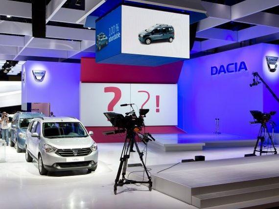 Angajatii Dacia primesc 200 de lei in plus la salariu si o prima de 1.450 lei