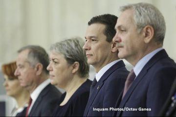 Grindeanu schimba patru ministri, la mai putin de doua luni de la investirea Guvernului. Cine preia Justitia, Economia, Fondurile Europene si IMM-urile