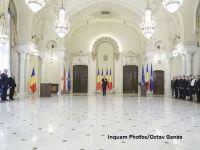 Noii ministri au depus juramantul la Palatul Cotroceni