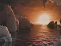 Cat de importanta este descoperirea celor 7 exoplanete. Cercetator: Gasirea unei a doua planete Pamant e o chestiune de timp