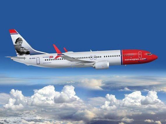 Norwegian Air Shuttle introduce zboruri transatlantice intre SUA si Europa la preturi pornind de la 65 de dolari