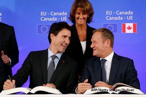 Liber la exporturi romanesti pe continentul american. Ce avantaje are Romania de pe urma acordul de liber schimb intre UE si Canada, pe langa eliminarea vizelor