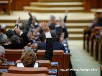 Legea salarizarii intra la vot in Senat. In Comisii, au fost majorate salariile primarilor si viceprimarilor de orase si alte venituri din invatamant, ANAF si administratie