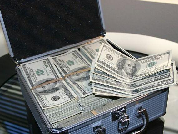 Cati milionari in dolari are Romania. Numarul lor a crescut anul trecut, iar 180 aveau averi de peste 30 mil. dolari