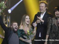 EUROVISION 2017. Ilinca si Alex Florea reprezinta Romania la Kiev