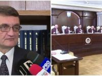 CCR dezbate marti sesizarea lui Ciorbea la legea care interzice persoanelor condamnate penal sa ocupe functii in Guvern
