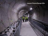 Când vom circula cu metroul în Drumul Taberei. Ministrul Transpoturilor promite ca Magistrala 5 va fi gata la anul, după 8 ani de la începerea lucrărilor și 4 ani de amânări