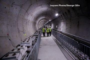 Directorul Metrorex anunta ca sapaturile la Magistrala 5 au fost finalizate. Cand se va circula cu metroul in Drumul Taberei