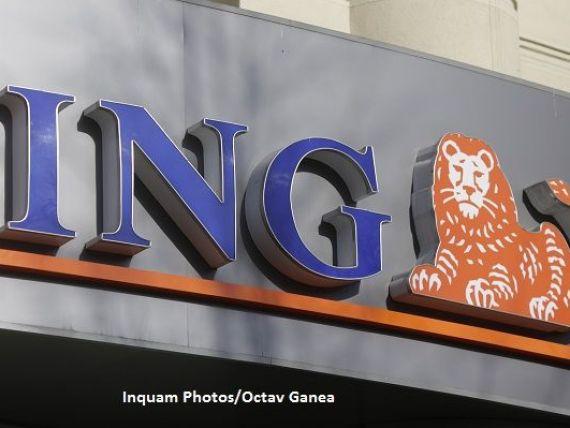 ING Bank Romania a obtinut anul trecut un profit brut de 565 mil. lei, in crestere cu 44%. Banca a ajuns la o cota de piata de 8% la creditele prin  Prima Casa