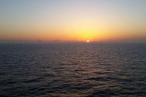 Tarile din vestul Europei isi iau energia de pe mare.  Insula energetica  din Marea Nordului, proiectul SF care va deservi 80 de milioane de europeni