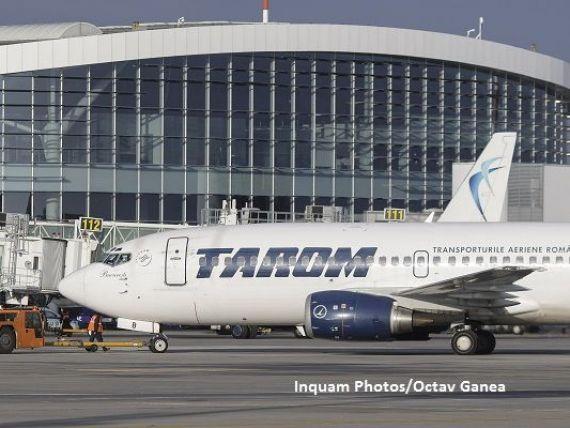 Operatorul aerian de stat Tarom face angajari. Ce posturi scoate la concurs si care sunt conditiile de angajare