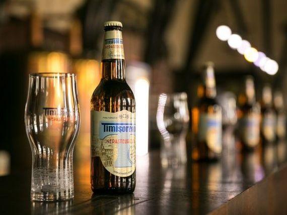 Timisoreana a lansat un nou sortiment de bere in Romania
