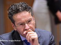 Presedintele Eurogroup nu ia in calcul demisia, avand sprijinul guvernului olandez. Declaratiile care au deranjat tarile din sudul Europei