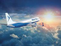 Blue Air lansează o nouă cursă internă, care leagă Bucureștiul de Moldova