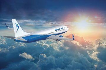 Blue Air lanseaza sase rute noi cu plecare din Iasi, in aceasta vara. Care sunt destinatiile si ce preturi au biletele