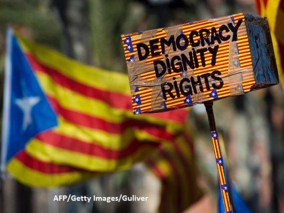 Catalanii au gasit o noua metoda de a-si cere independenta, dupa ce toate incercarile de pana acum au fost declarate ilegale de Madrid. Un nou referendum, pe 1 octombrie