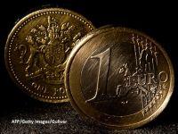 Euro se apropie de 4,55 lei, nou nivel maxim al ultimei luni