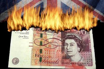 Votul pro-Brexit incepe sa-si arate efectele. Economia britanica a inregistrat cel mai slab ritm de crestere din ultimul an