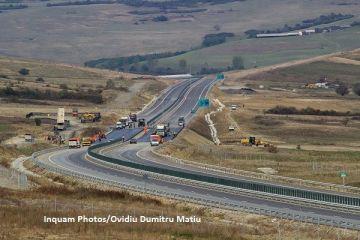 Transporturile au reziliat contractul pentru lotul 3 al Autostrăzii Lugoj-Deva. CNAIR va termina lucrările