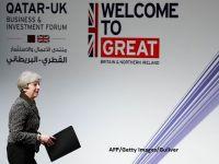 Dupa iesirea din UE, Regatul Unit vrea banii arabilor. Marea Britanie si Qatarul infiinteaza un comitet mixt pentru incheierea unui acord comercial post-Brexit