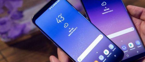 Samsung a prezentat noul varf de gama: Galaxy S8. Cu ce vine nou si la ce preturi va fi vandut. FOTO si VIDEO