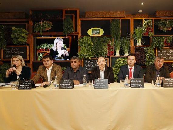 Din gradina direct in supermarket. Carrefour a lansat o cooperativa agricola, care reuneste 80 de familii si 60 ha de teren si va produce 5.000 de tone de legume anual