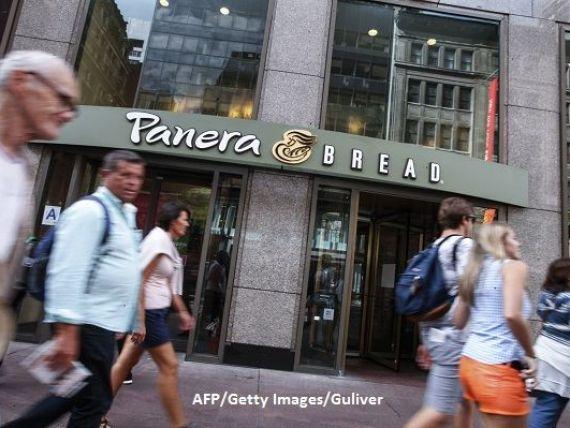 Concurenta pentru Starbucks si Nestle. Miliardarii austrieci vor sa-i preia pe americanii de la Panera Bread, pentru 7,5 mld. dolari