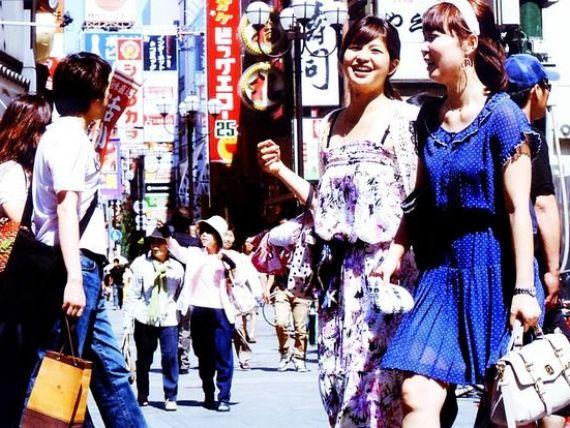 Companiile din Japonia isi platesc angajatii ca sa plece mai devreme de la serviciu. Japonezii lucreaza, in medie, 80 de ore/luna peste program