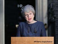 Lovitura de teatru la Londra. Theresa May convoaca alegeri anticipate si critica opozitia care pune sub semnul intrebarii Brexitul. Tusk compara situatia din Marea Britanie cu un film de Hitchcock