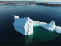 Aleea Aisbergurilor - Newfoundland, noua atractie turistica a Canadei