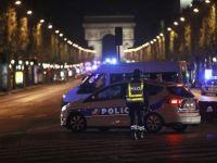 Teroare in Paris. ISIS a revendicat atacul armat de pe Champs-Élysées, in care un politist a murit si alti doi au fost raniti