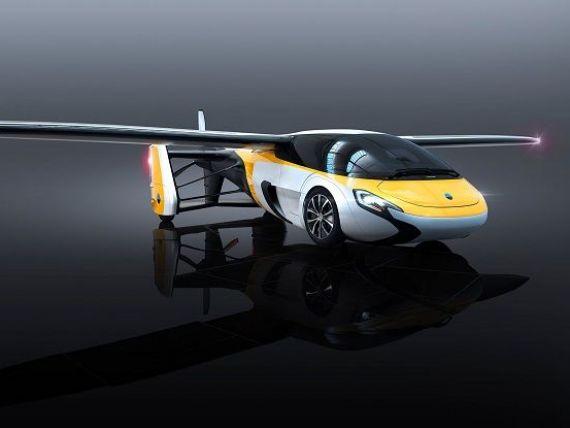 O companie din Slovacia a prezentat o masina zburatoare de peste 1 milion de dolari. Livrarile catre clienti incep in 2020