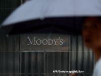 Moody's reconfirmă ratingul României. Agenția estimează că PIB-ul va crește cu 4%, în 2018, și 3,5% anul viitor