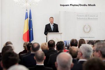 Iohannis: Romanii plecati se vor intoarce in tara atunci cand in Romania va fi o meritocratie. Politicile pe termen scurt distrug predictibilitatea mediului de afaceri