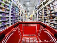 Românii cumpără cel mai mult dintre europeni. România, prima în UE la creșterea comerțului cu amănuntul