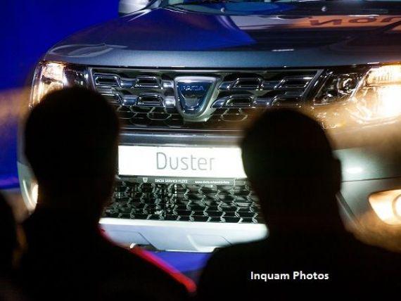 Duster, copilul-minune al Dacia-Renault. Afacerile Dacia au depasit 20 mld. lei, pentru prima data de la preluarea de catre francezi, ca urmare a cererii masive pentru SUV-ul romanesc