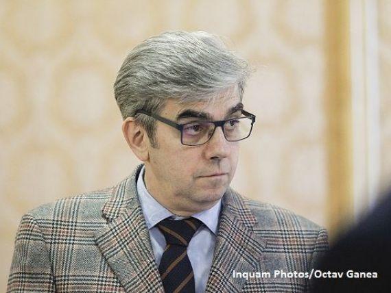 Eugen Nicolaescu a primit aprobarea comisiilor de Buget-Finante pentru postul de viceguvernator al BNR