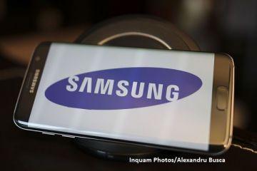 Samsung le prezintă clienților pierduți în lupta cu Apple un nou smartphone. Prețul: de la 1.000 de euro în sus