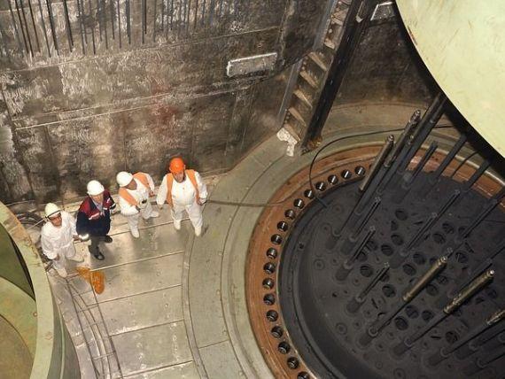 Ministrul Energiei: Trebuie urgentat proiectul de constructie a reactoarelor 3 si 4 de la Cernavoda. Romania nu are bani pentru prelungirea duratei de viata a reactorului 1